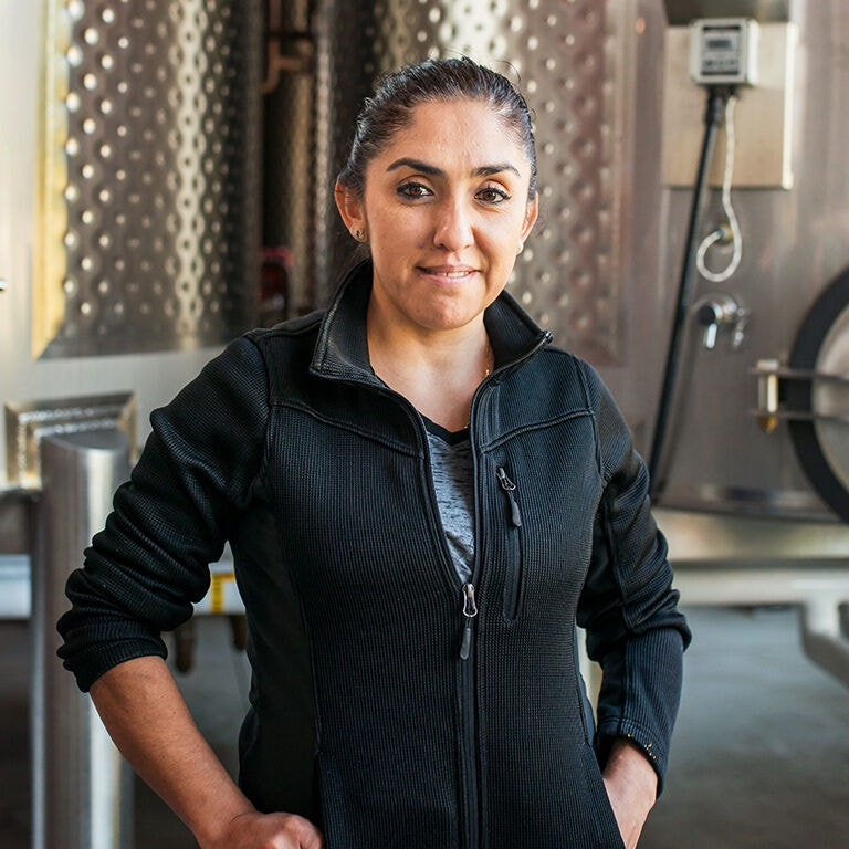 Beatriz Rodriguez, Cellar image portrait