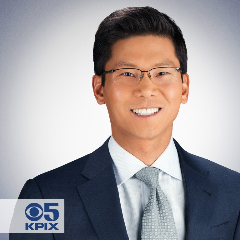 KPIX TV Anchor, Kenny Choi