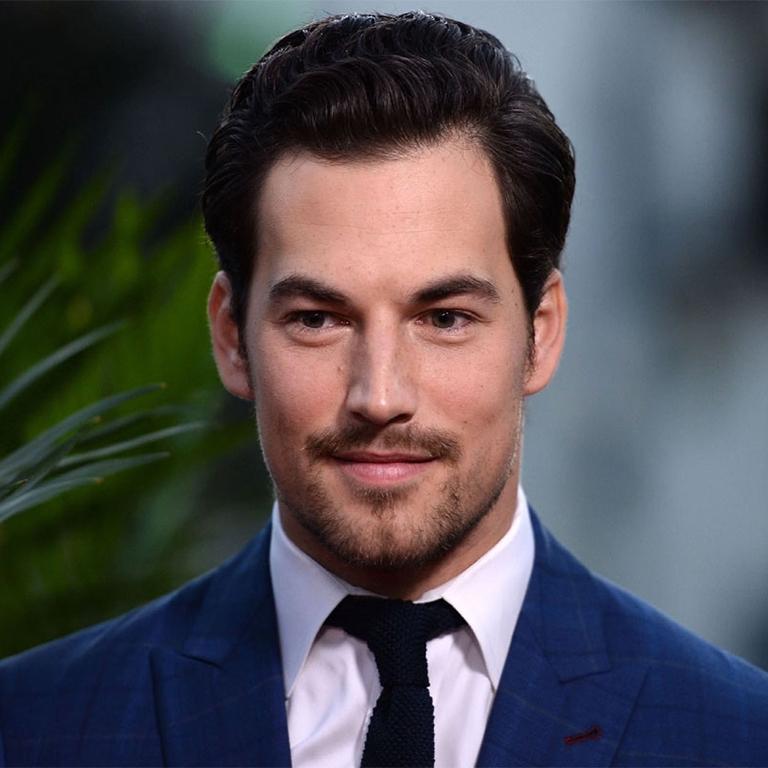 actor, Giacomo Gianniotti from Grey's Anatomy photo image