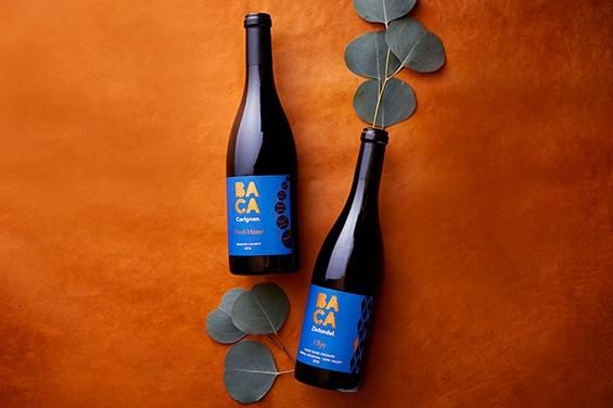 BACA Members 1st Quarter 2021 Club wines: 2018 Pinch Hitter & 2019 iSpy Zinfandel wine bottles image