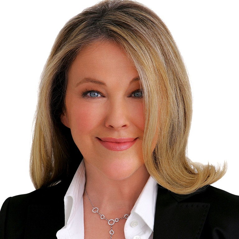 Photo headshot image of Emmy Award Winning Actress & Comedian, Catherine O'Hara.