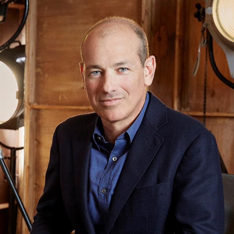 Emmy & Golden Globe winner show creator Howard Gordon image.