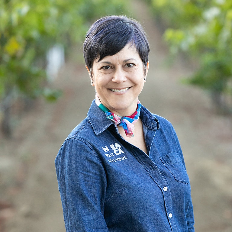 Ana Gerhardt, Wine Educator image portrait