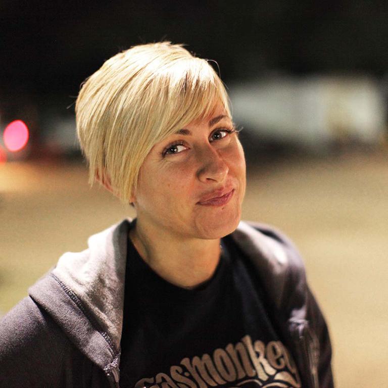 Photo image of Christine Brimberry from Gas Monkey Garage