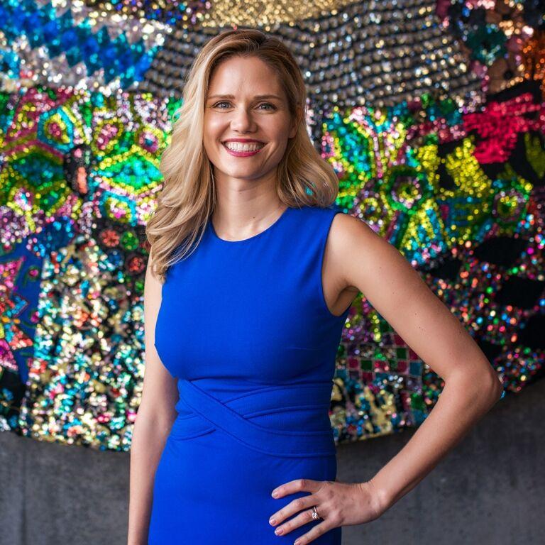 Jennifer Brown, Director of BACA image portrait