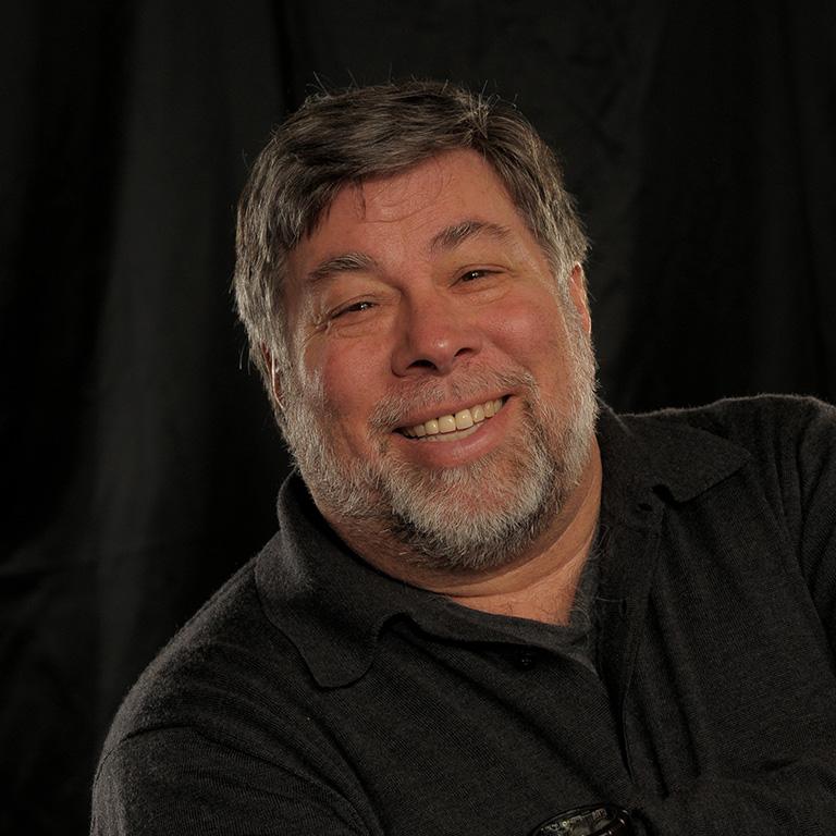 Photo image of Apple Co-Founder, Steve Wozniak