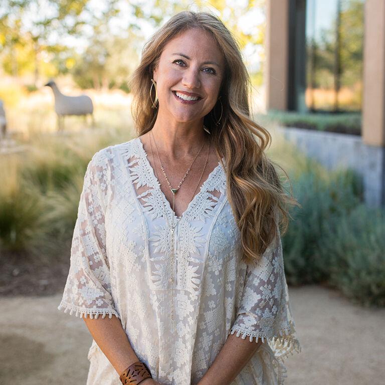 Christy Logan, Creative Manager image portrait