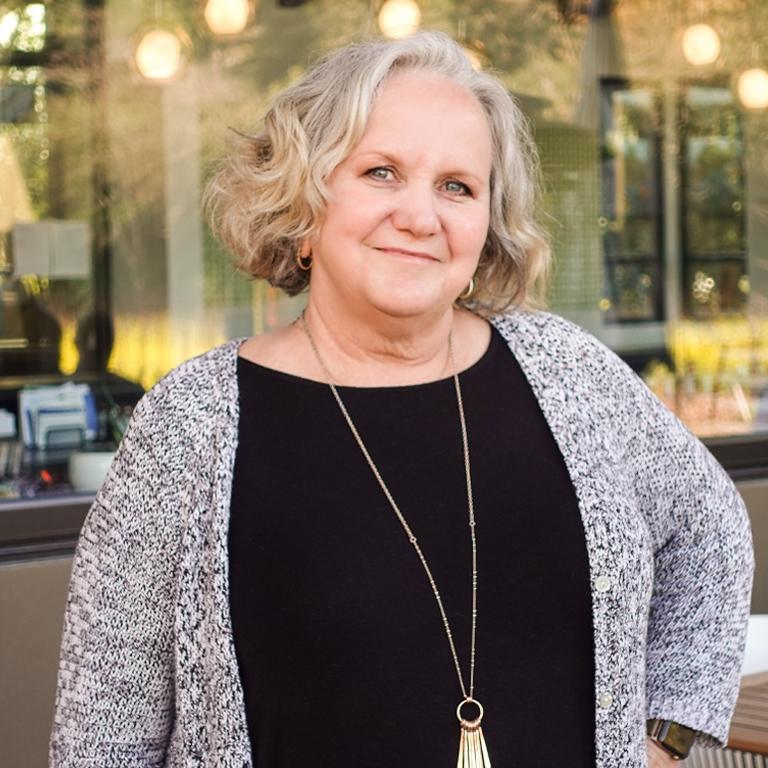 Carol Chapman, Hospitality Manager image portrait