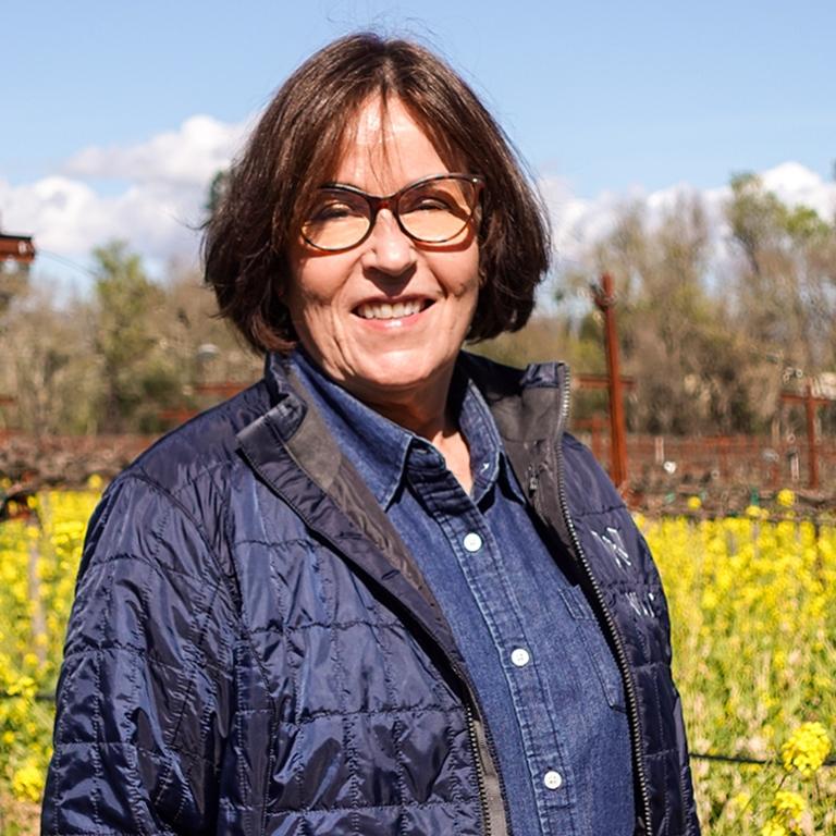 Suzanne Saville